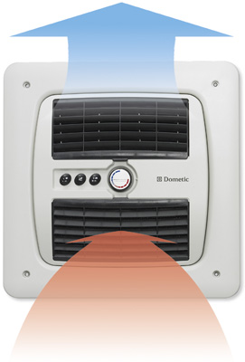 Dometic b1500s air conditioner units