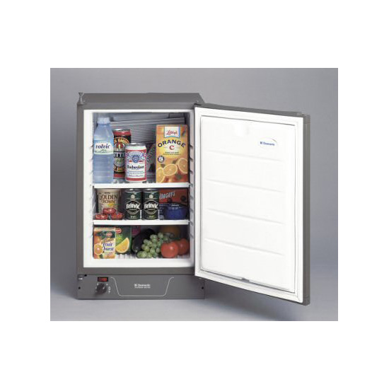 Dometic RM123 Small Caravan and Campervan Fridge ideal for tight spaces