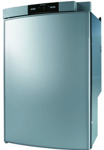 RMS8400 Step caravan Fridge