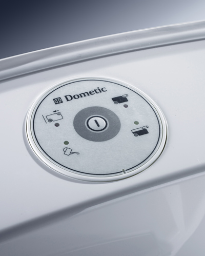 dometic CTW3110 caravan and motorhome cassette toilet top panel