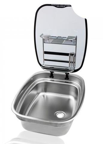 Spinflo sinks for caravans and motorhomes - Caravan kitchen sink ...