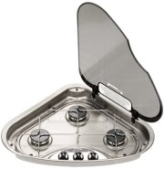 Triangular series 3 caravan burner motorhome spinflo hob