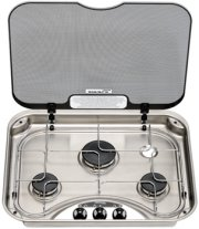 Caravan and motorhome Spinflo 3 burner rectangular hob