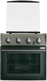 Triplex spinflo cooker for use in motorhomes and caravans