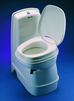 thetford cassette c200 cwe toilet for motorhomes and. Black Bedroom Furniture Sets. Home Design Ideas