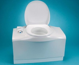 Thetford Cassette C-403 Caravan Toilet UK