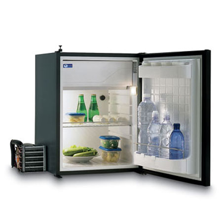 Vitrifrigo C75L fridge with removable compressor