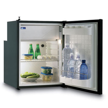 Vitrifrigo C90i fridge door open