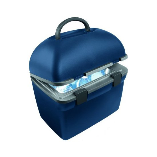 Waeco T20 camping cool box open
